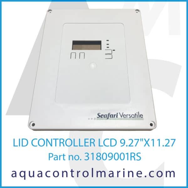 LID CONTROLLER LCD 9,27inchX11,27