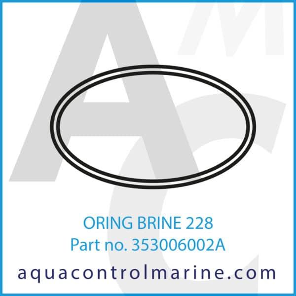 ORING BRINE 228