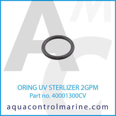 O-RING UV STERILIZER 2GPM