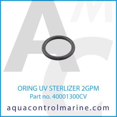 O-RING UV STERILIZER 2GPM