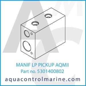 MANIF LP PICKUP AQMII