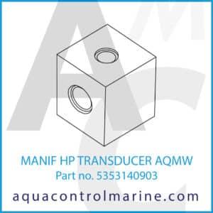 MANIF HP TRANSDUCER AQMW