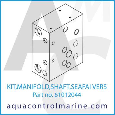 KIT MANIFOLD SHAFT SEAFAI VERS