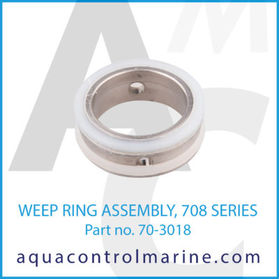 WEEP RING ASSEMBLY 708 SERIES