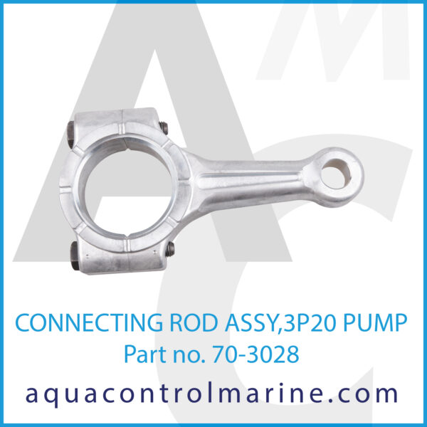 CONNECTING ROD ASSY,3P20 PUMP