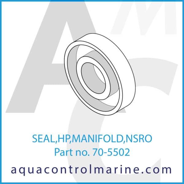 SEAL,HP,MANIFOLD,NSRO