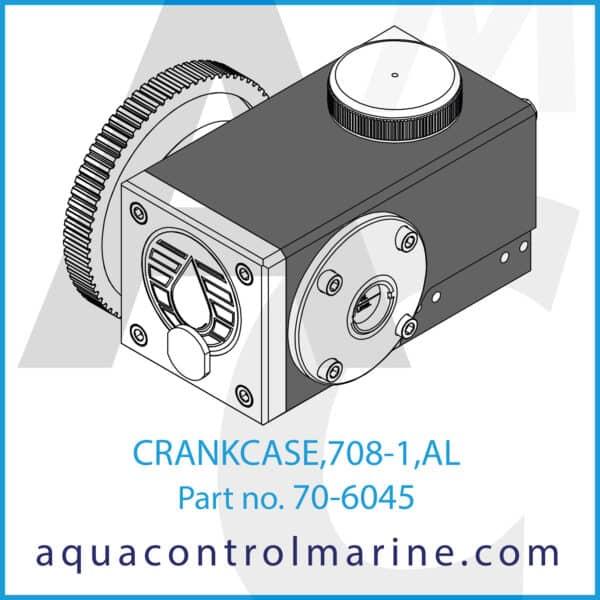 CRANKCASE,708-1,AL