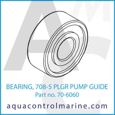 BEARING 708-5 PLGR PUMP GUIDE