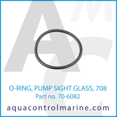 O-RING PUMP SIGHT GLASS 708