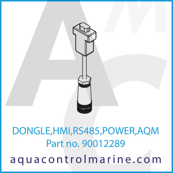 DONGLE,HMI,RS485,POWER,AQM