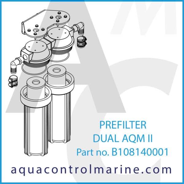 PREFILTER DUAL AQM II