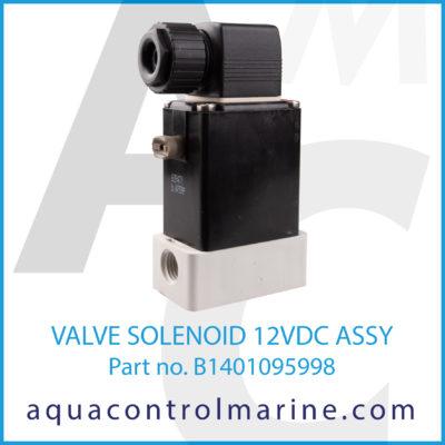 VALVE SOLENOID 12VDC ASSY