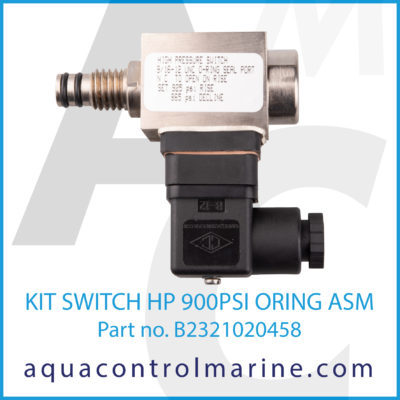 KIT SWITCH HP 900PSI ORING ASM