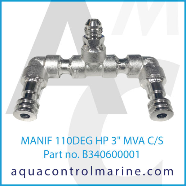 MANIF 110DEG HP 3inch MVA C_S