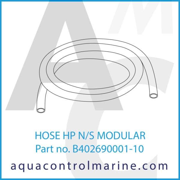 HOSE HP N_S MODULAR