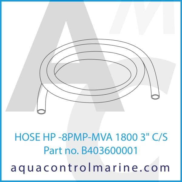 HOSE HP -8PMP-MVA 1800 3inch C_S
