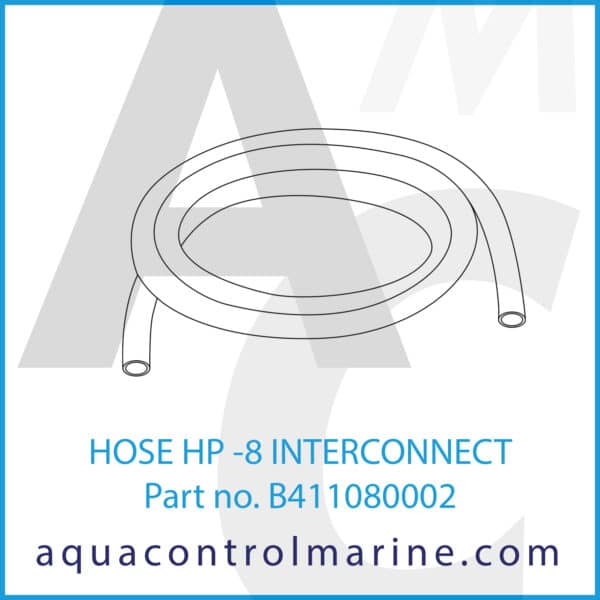 HOSE HP -8 INTERCONNECT