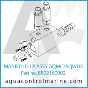 MANIFOLD LP ASSY AQMC_AQWDX