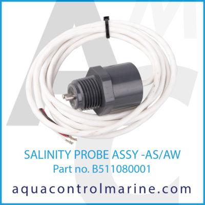 SALINITY PROBE ASSY AS/AW