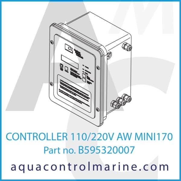 CONTROLLER 110_220V AW MINI170