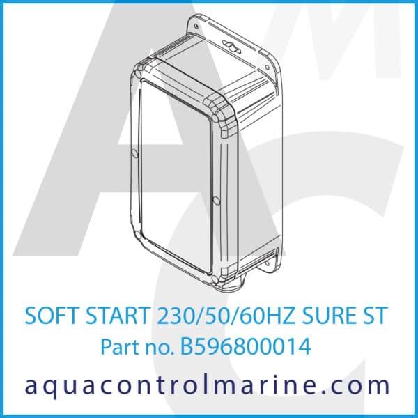 B596800014 - SOFT START 230_50_60HZ SURE ST