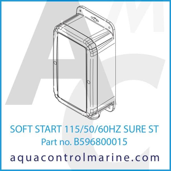 B596800015 - SOFT START 115_50_60HZ SURE ST
