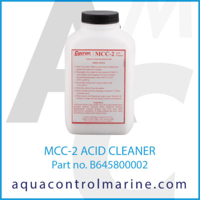 MCC-2 ACID CLEANER