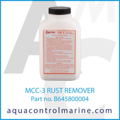 MCC-3 RUST REMOVER