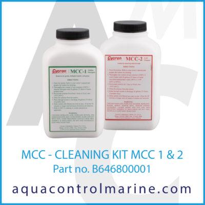 MCC - CLEANING KIT MCC 1 & 2