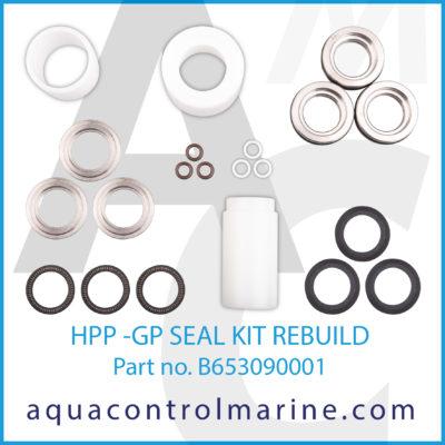HPP -GP SEAL KIT REBUILD