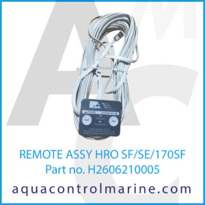 H2606210005 - REMOTE ASSY HRO SF_SE_170SF
