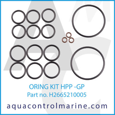 ORING KIT HPP -GP