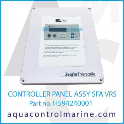 CONTROLLER PANEL ASSY SFA VRS