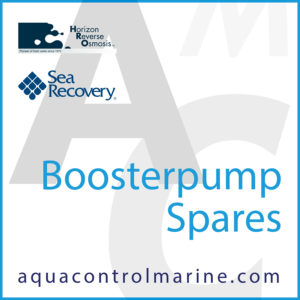 Booster- / Feedpump spares
