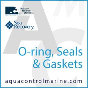 O-rings, seals & gaskets