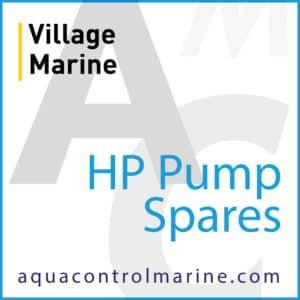HP Pump / ETD pump spares
