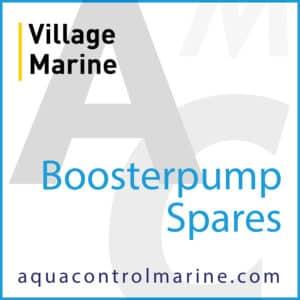Boosterpump / Feedpump spares