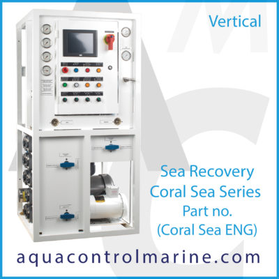 Sea Recovery Coral Sea Series - vertical